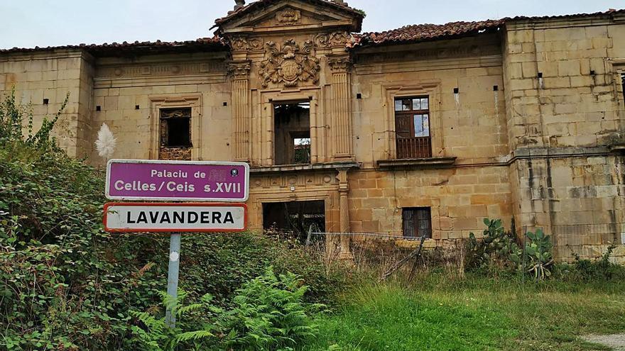 La propiedad del palacio de Celles recurre la declaración de ruina económica del edificio