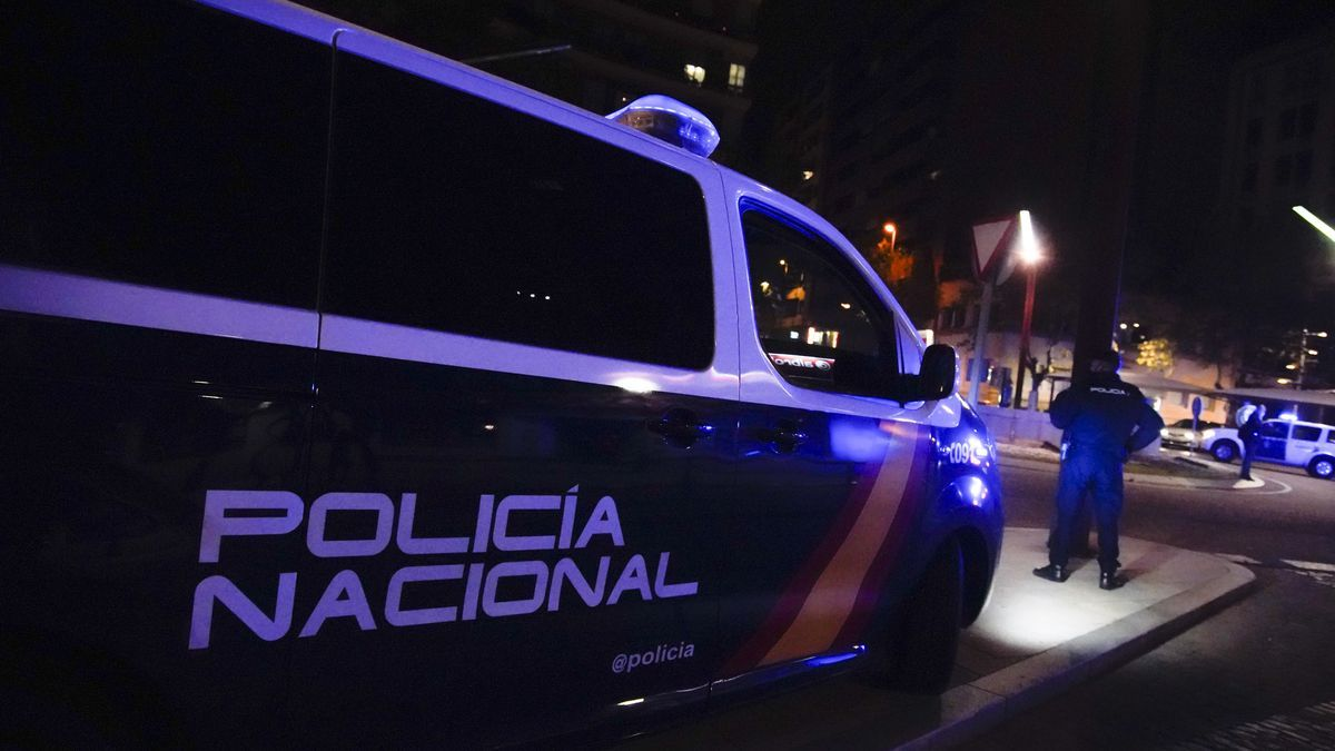 Policía Nacional realizan un control en la capital