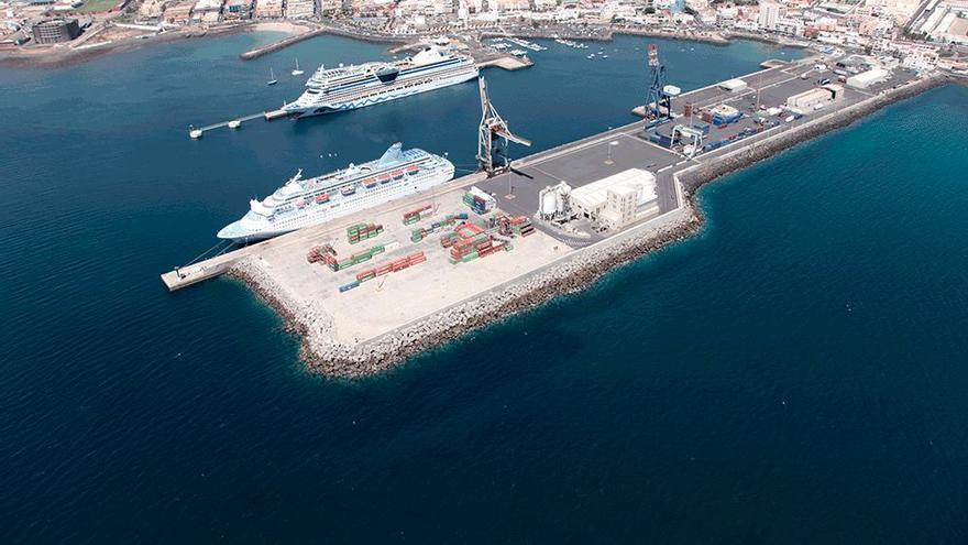 Autorizadas las obras de un nuevo dique-muelle en Puerto del Rosario