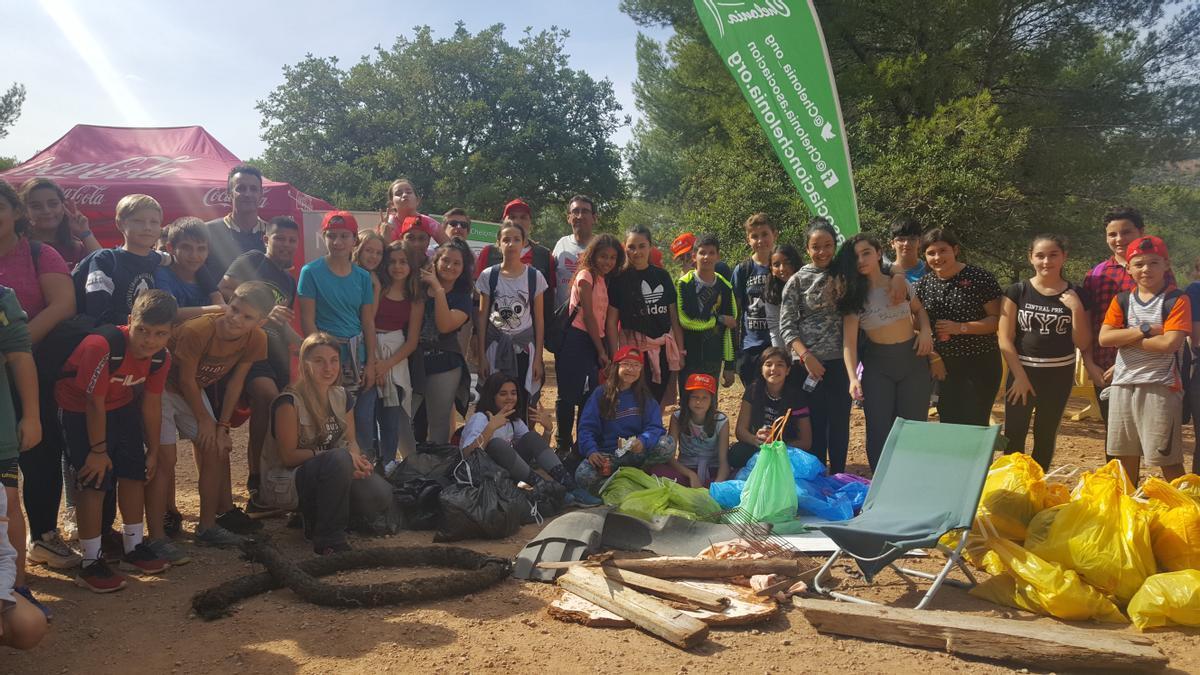 Más de 100 jóvenes del centro IES Torres del Rei han participado en el webinar de sensibilización medioambiental