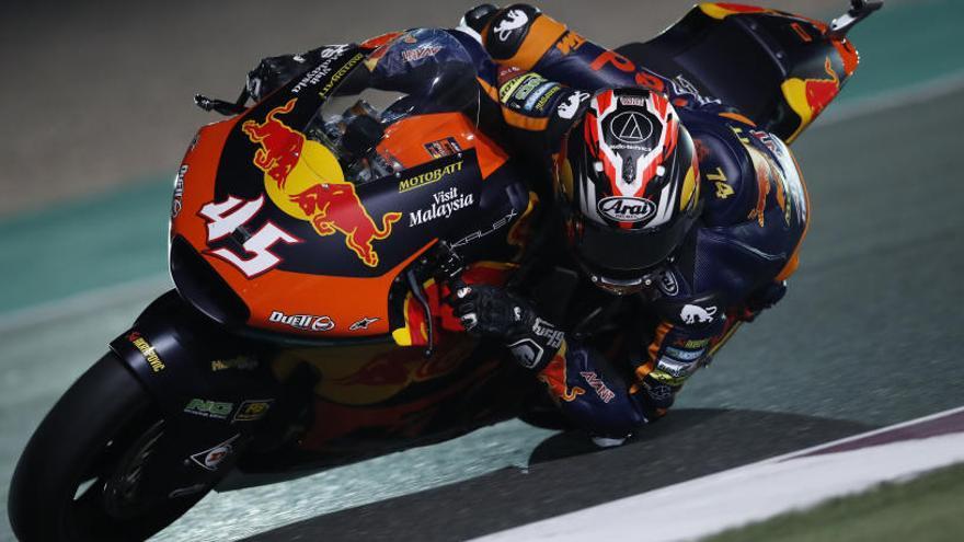 El japonés Nagashima gana la primera carrera de Moto2