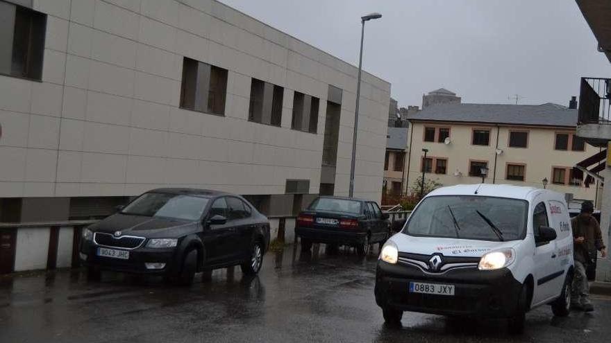 Centro de Salud de Puebla de Sanabria.