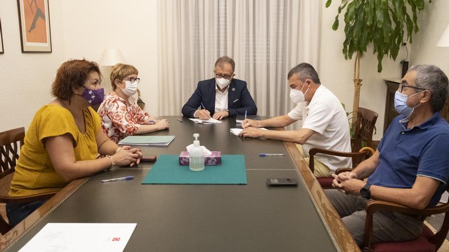 La Diputación de Castellón impulsa la investigación contra el cáncer en el Provincial