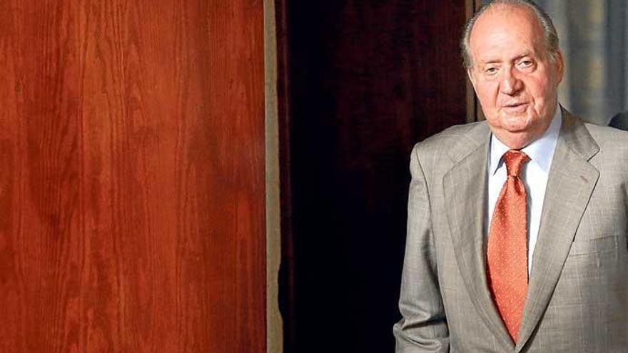 Juan Carlos wird 80: Er ist weg und doch voll da
