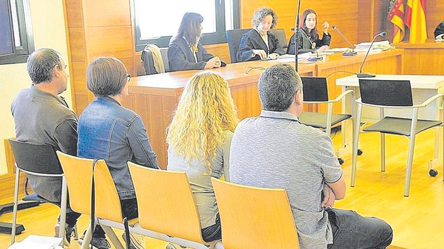 Condenados 4 empresarios de Castellón por un trabajador sin contrato herido con una motosierra