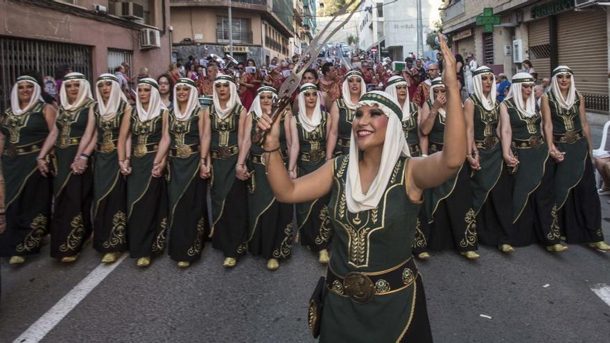 Los Moros y Cristianos de San Blas se cancelan con el voto a favor del 97% de los festeros