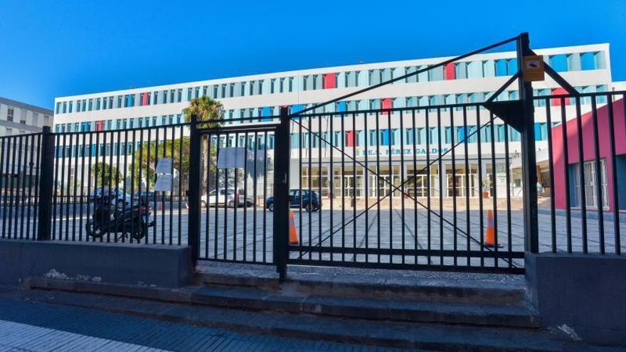 Desescalada en Canarias   Preparativos en los centros educativos para volver a recibir estudiantes