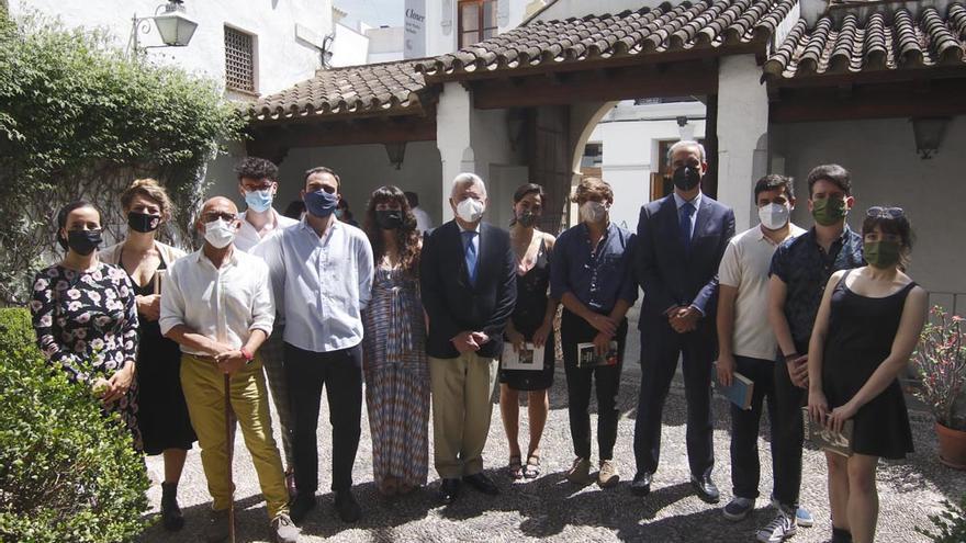 La Fundación Antonio Gala despide a su 20 promoción