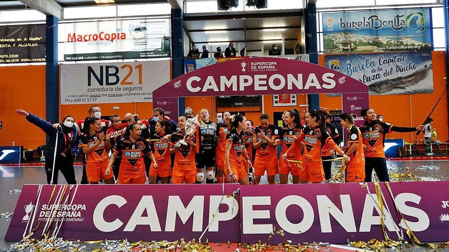 El Burela gana la Supercopa de España