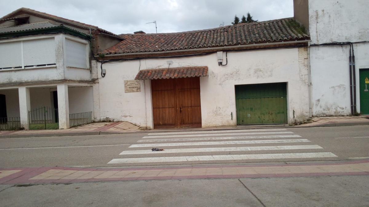 Residencia Marcelina del Valle, en Fuentesaúco.