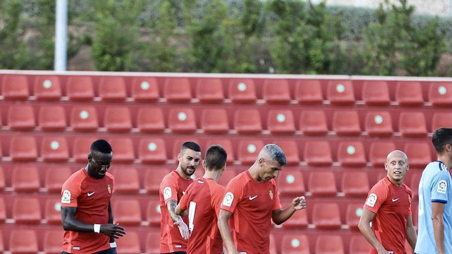 El Mallorca gana al Cartagena gracias a un gol de Salva Sevilla