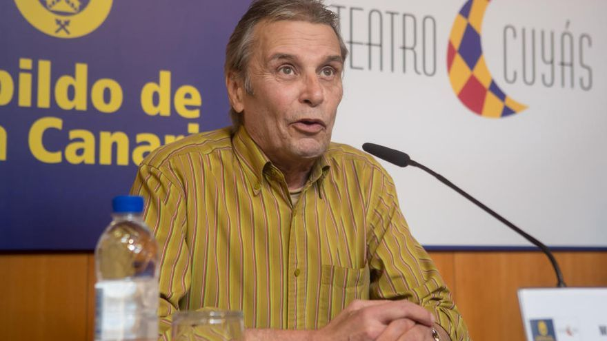Manolo Vieira celebra en el Cuyás tres décadas de carrera con ´30 años no es nada´