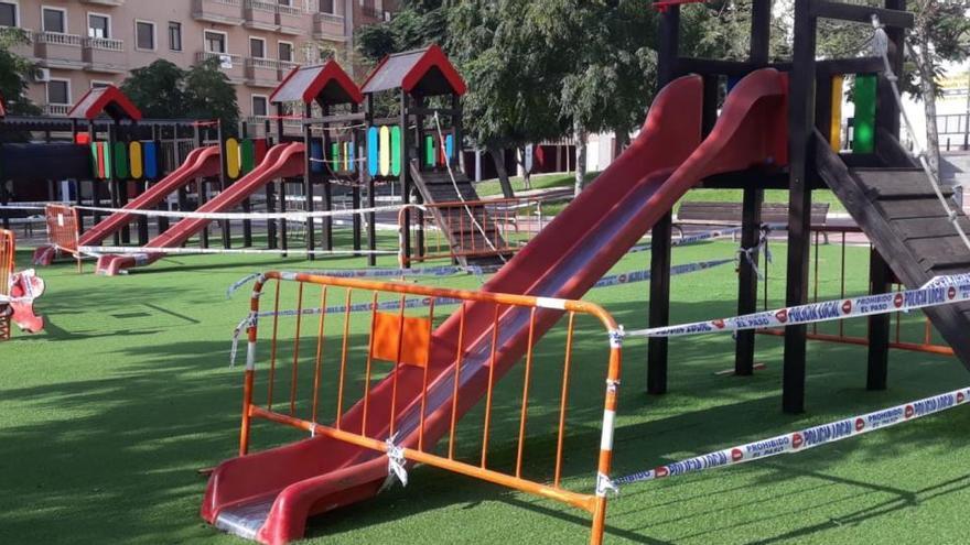 Crevillent cierra parques infantiles y áreas al aire libre para prevenir rebrotes de covid-19
