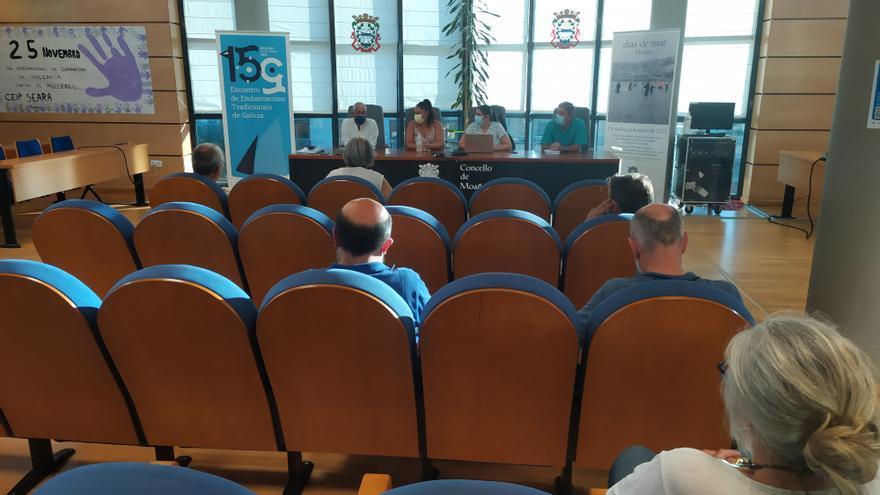 Moaña suspende el Encontro de Embarcacións Tradicionais por el aumento de COVID