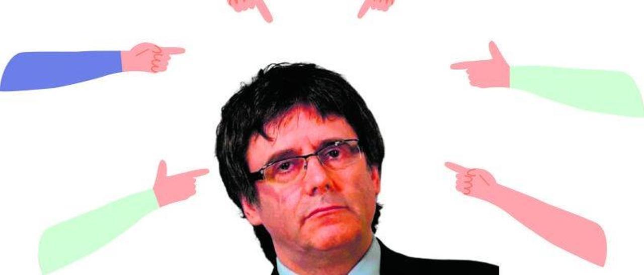 PP y el mundo de Puigdemont requieren tensión permanente