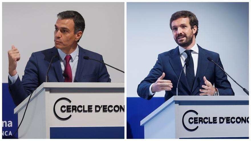 El PSOE guanyaria les eleccions però el PP se situa a 3,5 punts en ple debat sobre els indults, segons el CIS