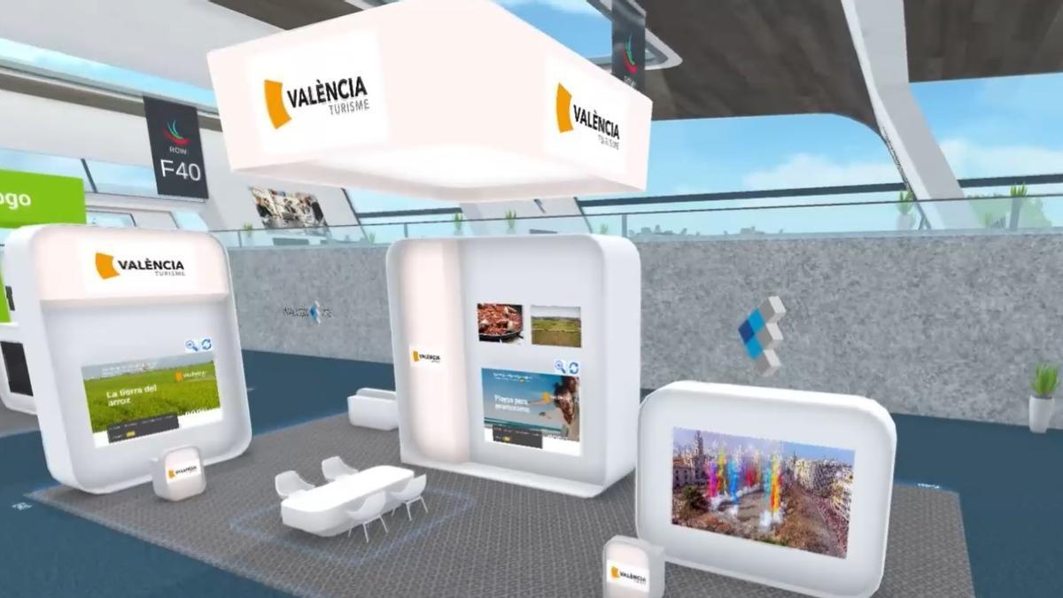 València Turisme participa en la primera feria turística virtual italiana
