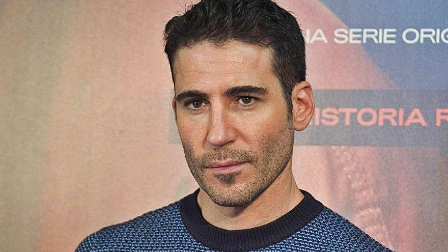 El actor Miguel Ángel Silvestre se une a la última temporada de 'La casa de papel'