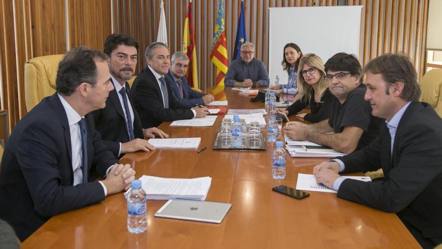 El presupuesto de Alicante otra vez en el aire al no aceptar el PP las alegaciones de la oposición