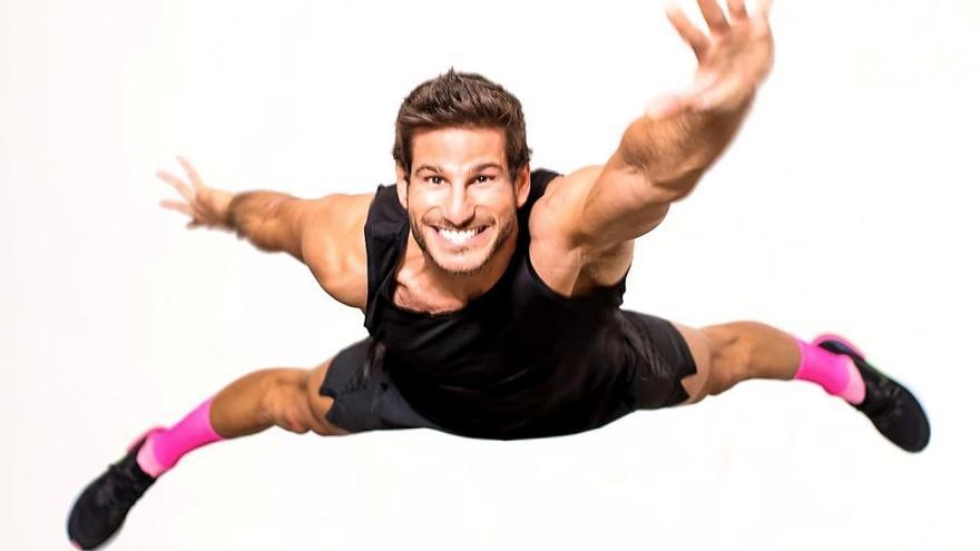 Cesc Escolà, conegut pel seu pas per «OT», posa en marxa una aplicació de fitness