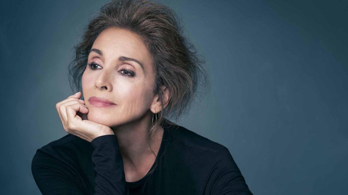 La actriz y cantante Ana Belén.