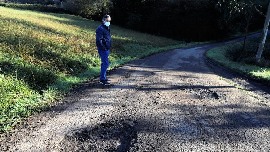 Una herida que sigue abierta en el asfalto