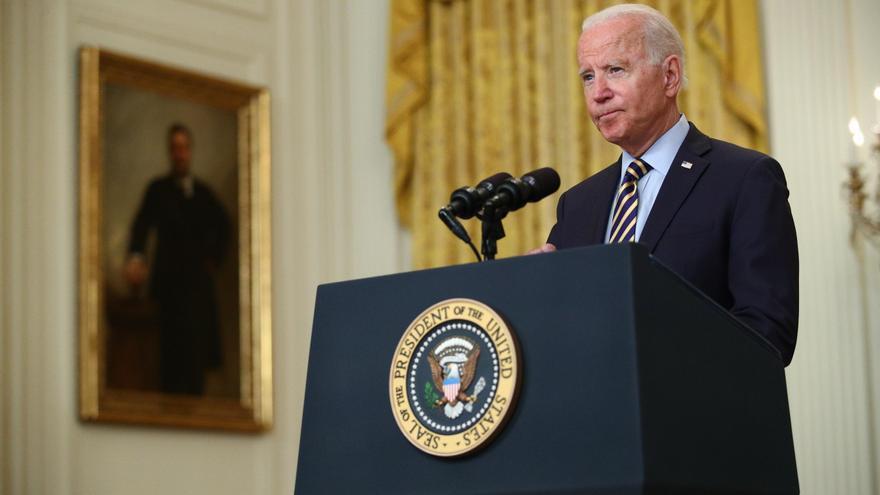 Biden asegura que Estados Unidos se habrá retirado por completo de Afganistán a final de agosto