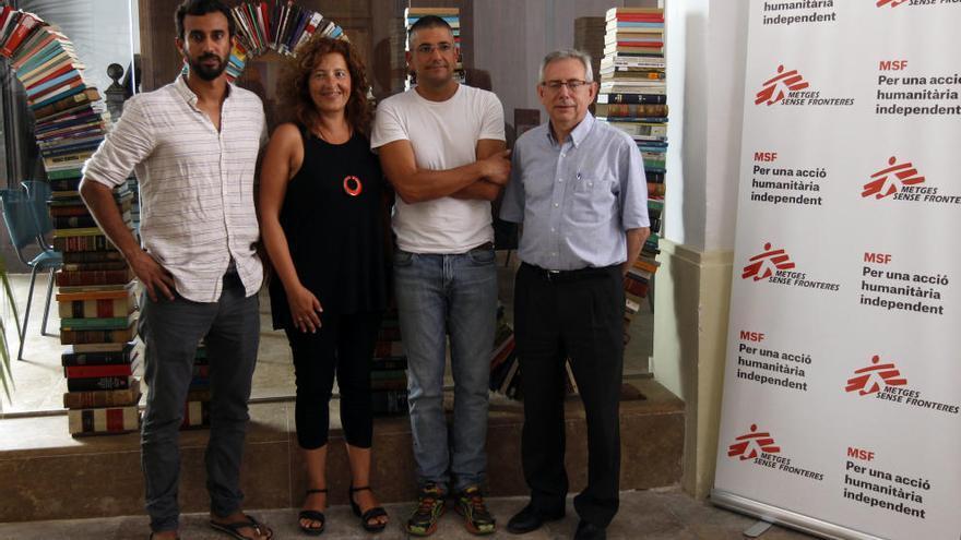 Valencia Es Una De Las Ciudades Con Más Socios Y Colaboradores De Médicos Sin Fronteras Levante Emv