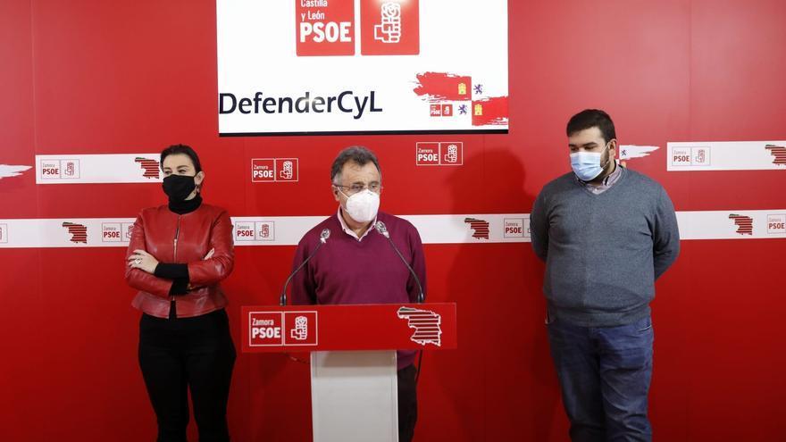 """El PSOE lamenta que el presupuesto de la Junta """"no sirve para paliar la despoblación"""" en Zamora"""