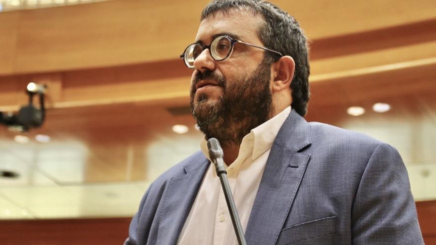 Vicenç  Vidal pide a Laya defender Cabrera de injerencias de Argelia