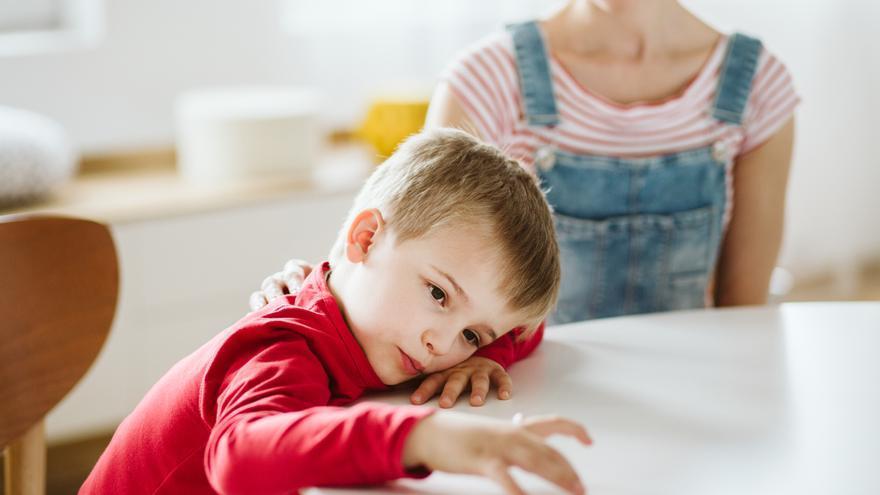 Mi hijo se distrae con una mosca, ¿tendrá déficit de atención con hiperactividad?