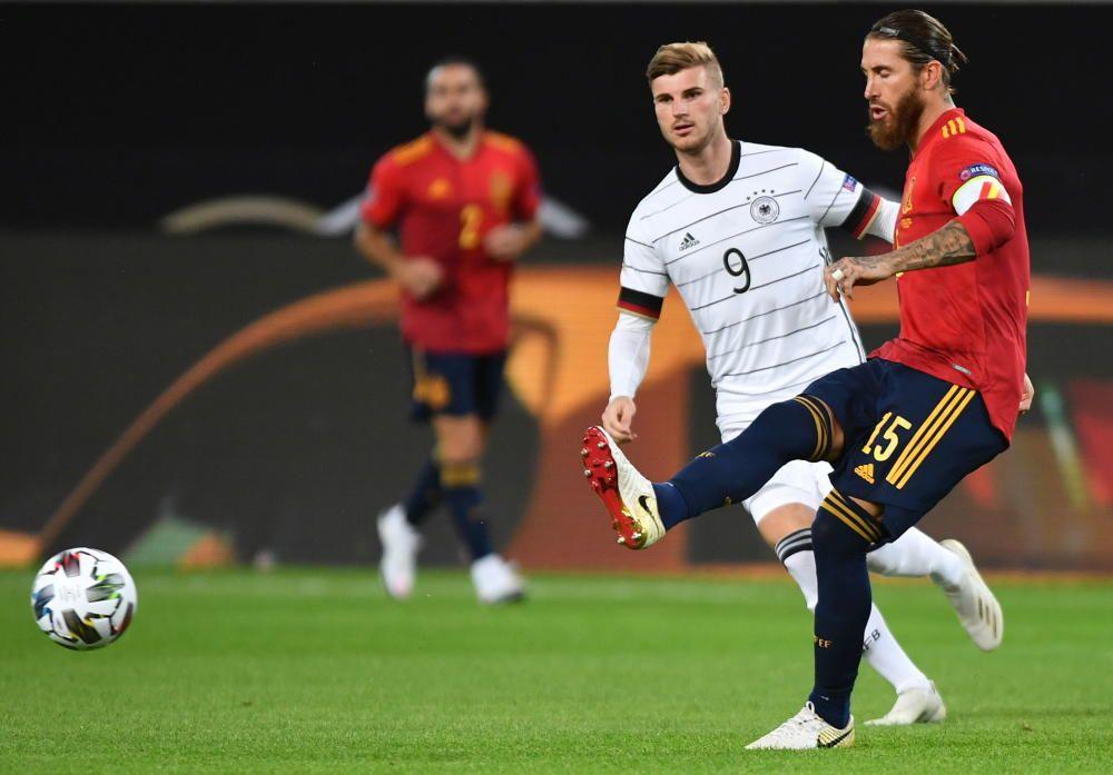 Fútbol | UEFA Nations League: Alemania - España