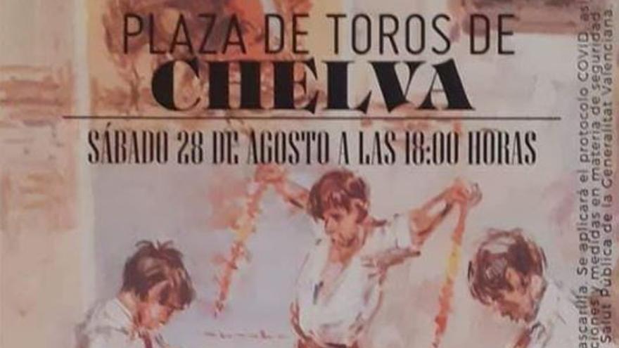 Pacma denuncia la participación de un menor en una clase taurina en Chelva