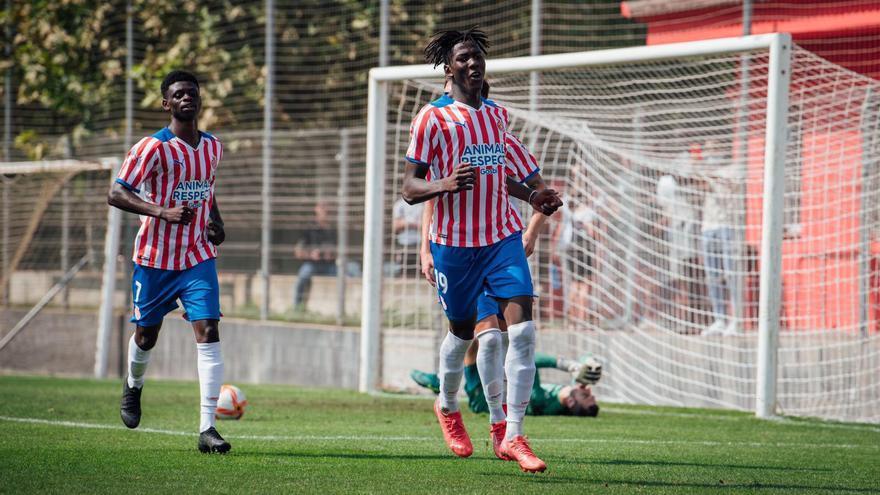 El Girona B venç el Vilassar (2-1) i suma la quarta victòria seguida