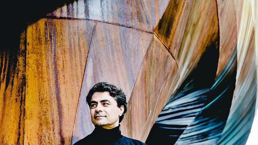 Díaz-Jerez escoge  el Auditorio para estrenar su nueva obra, 'Melussyne'