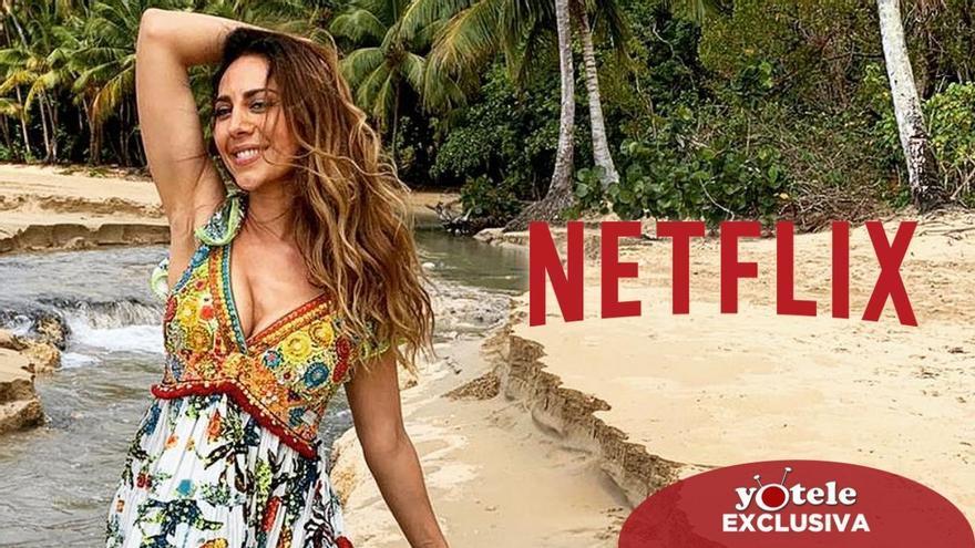 Mónica Naranjo, fichaje bomba de Netflix para presentar su reality en una isla al estilo de las 'tentaciones'