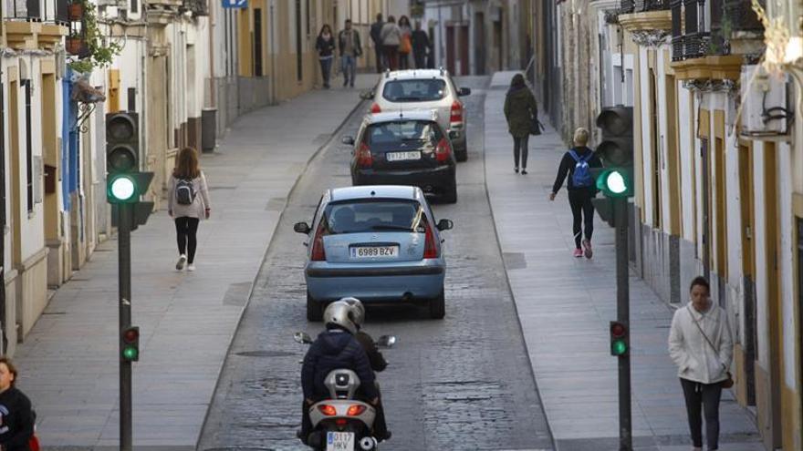 Solo los coches con permiso podrán acceder al centro