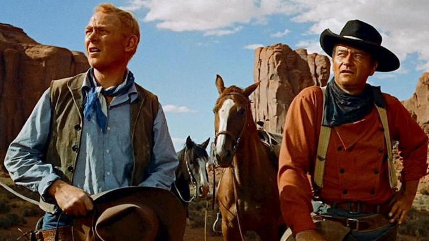 Filmoteca Canaria proyecta 'Centauros del desierto' en el ciclo sobre John Ford