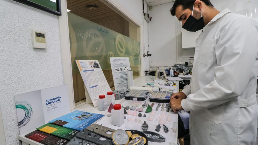 Aiju y la UPV patentan un nuevo sistema para reciclar el plástico PET mulicapa