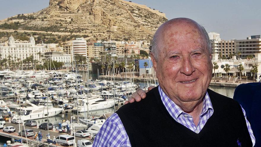 Fallece el gran modernizador de los puertos de València y Alicante
