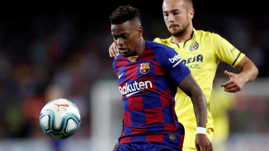 El Barça - Vila-real, en imatges