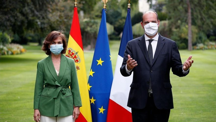 """Calvo aboga por mantener el espacio Schengen """"en las mejores condiciones"""""""