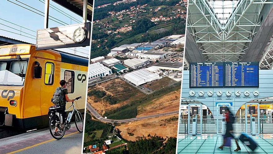 Lisboa destina más de 2.400 millones a captar tráficos, turismo e industrias del área de Vigo