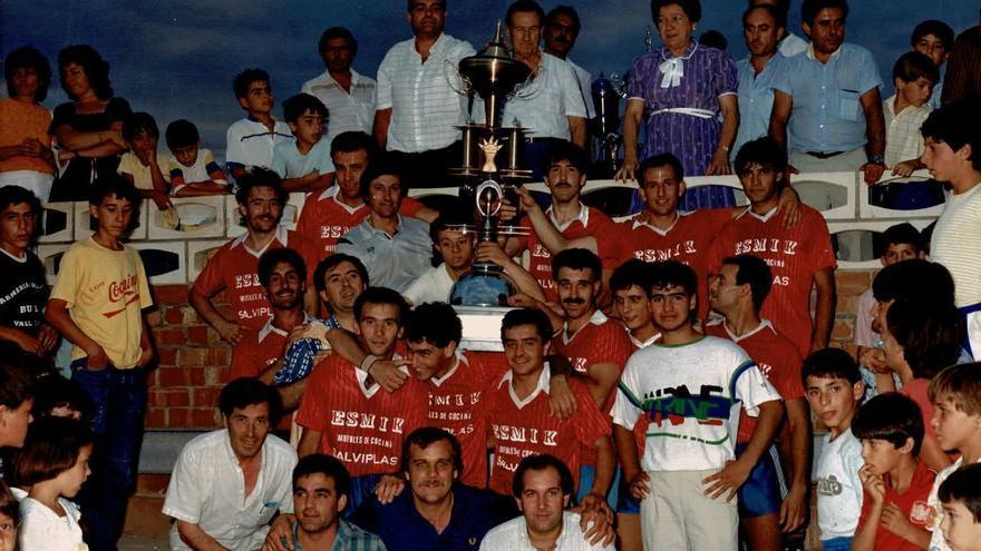 Penya Colònia: 75 años de historia del fútbol de la Vall d'Uixó