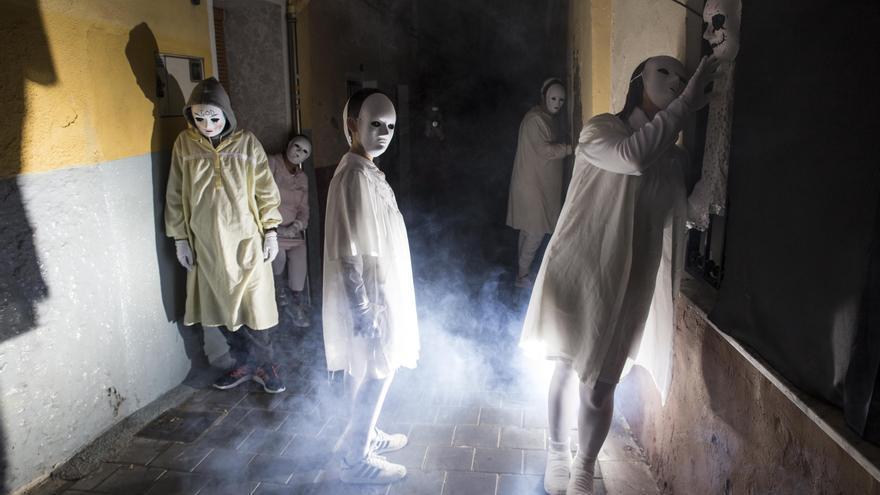"""Terror y misterio en los """"Halloween"""" de Elda y Petrer"""