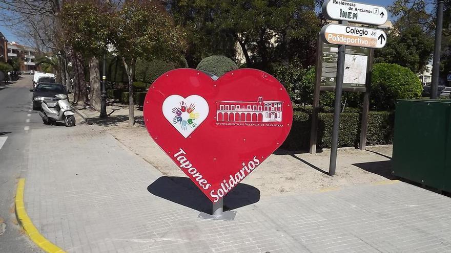 Valencia de Alcántara promueve el reciclaje