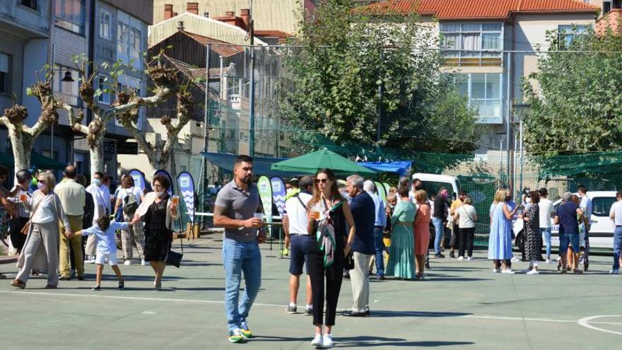 El programa cultural de verano en Bueu reunió a más de 4.000 espectadores