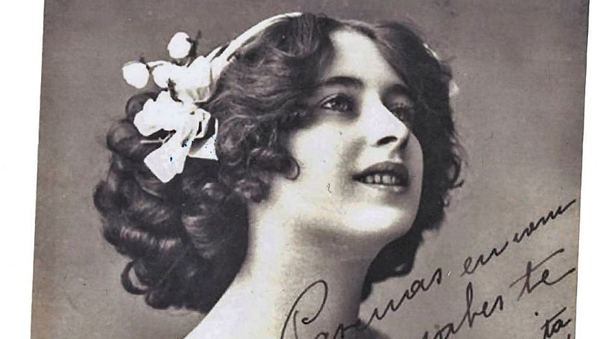 María Luisa Castellanos, la sufragista asturiana