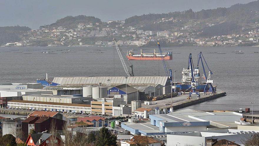El tráfico del Puerto se resiente