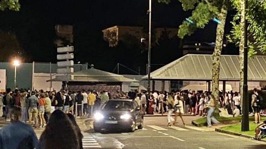 Las fiestas dejan un balance policial de 114 denuncias por incumplir las normas
